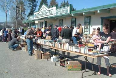 The Annual Used Book Sale